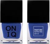 ONIQ Лак для ногтей с эффектом геля PANTONE Surf the Web ONP-318