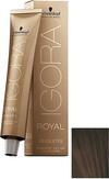 Schwarzkopf Igora Royal Absolutes 4-60 Средний коричневый шоколадный натуральный 60 мл.