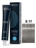 Indola Natural&Essentials 9.11 Крем-краска Блондин интенсивный пепельный 60мл