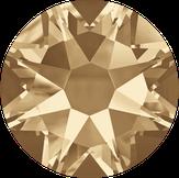 Swarovski Elements Стразы 2058 ss 5 Crystal Golden Shadow 1,8 мм. 144 шт.