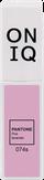 ONIQ Гель-лак для ногтей PANTONE 074s, цвет Pink lavender OGP-074s