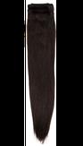 Hairshop Волосы на трессах, цвет № 1В, длина 50 см. (113 гр.)