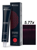 Indola Red&Fashion 5.77 Крем-краска Светлый коричневый фиолетовый экстра 60мл
