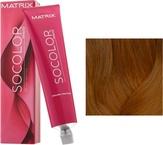 Matrix Socolor Beauty 7BC Блондин коричнево-медный