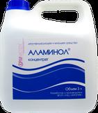 Аламинол Концентрат для дезинфекции и предстерилизационной очистки 3 л.