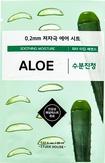 Etude House Therapy Air Mask Aloe Тканевая маска с экстрактом алоэ