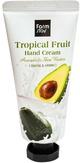 """FarmStay Крем для рук """"Тропические фрукты"""" с авокадо и маслом ши 50 мл."""