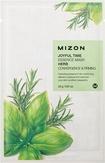Mizon Joyful Time Essence Mask Herb Тканевая маска для лица с комплексом травяных экстрактов 25 мл