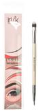 Irisk Кисть макияжная двухсторонняя Mokko для жирных текстур и подводки