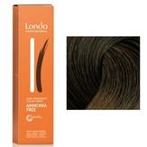 Londa Ammonia Free Интенсивное тонирование 6/77 темный блонд интенсивно-коричневый 60 мл.