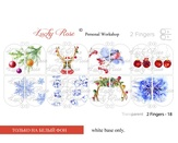 Lucky Rose Слайдер-дизайн 2Fingers-18