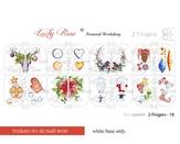 Lucky Rose Слайдер-дизайн 2Fingers-19