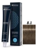 Indola Natural&Essentials 8.1 Крем-краска Светлый русый пепельный 60мл