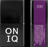 ONIQ Гель-лак для ногтей PANTONE 030, цвет Plum OGP-030