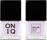 ONIQ Лак для ногтей с эффектом геля PANTONE Lilac Hint ONP-304