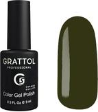 Grattol Гель-лак №192 Dark Olive
