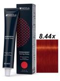 Indola Red&Fashion 8.44x Крем-краска Светлый русый медный экстра 60мл