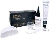 Estel Professional Enigma Краска для бровей и ресниц №3 Графит