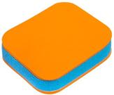 Irisk Спонж двухцветный прямоугольный 1 шт.