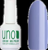 UNO Гель-лак 104 Лаванда - Lavender, 12 мл.
