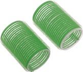 Dewal Бигуди-липучки, зеленые 20 мм. 12 шт. R-VTR8
