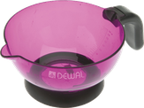 Dewal Чаша для окраски с ручкой и носиком фиолетовая 360 мл.