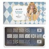 MoYou London Пластина для стемпинга Alice 04