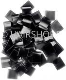 Hairshop Кератиновые капсулы для горячего наращивания черные 5 гр.