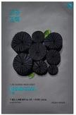 Holika Holika Pure Essence Mask Sheet Charcoal Тканевая маска сужающая поры с экстрактом древесного угля