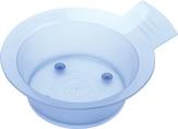Dewal Чаша для окрашивания голубая с ручкой, с резинкой на дне 300 мл.