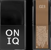 ONIQ Гель-лак для ногтей PANTONE 023, цвет Chipmunk