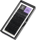 Barbara Ресницы черные Elegant, MIX, изгиб L, диаметр 0.15, длина 7-12 мм.