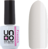 UNO Гель-лак F07 Ultra White, 15 мл.