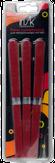 Irisk Пилки одноразовые абразивность 240/320 грит, 24 шт.
