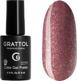 Grattol Luxury Stones Agate Гель-лак №2 9 мл