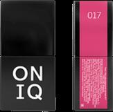 ONIQ Гель-лак для ногтей PANTONE 017, цвет Magenta