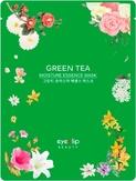 Eyenlip Green Tea Moisture Essence Mask Увлажняющая тканевая маска для лица с экстрактом зелёного чая