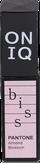ONIQ Гель-лак для ногтей PANTONE 066s, цвет Almond Blossom OGP-066s