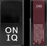 ONIQ Гель-лак для ногтей PANTONE 048, цвет Dusty cedar OGP-048