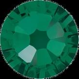 Swarovski Elements Стразы 2058 ss 5 Emerald 1,8 мм. 144 шт.