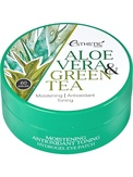 Esthetic House Aloe Vera&Green Tea Hydrogel Eye Patch Гидрогелевые патчи для глаз алоэ/зеленый чай 60 шт