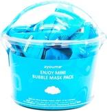 AYOUME Enjoy Mini Bubble Pack Маска для лица пузырьковая очищающая 3 мл.