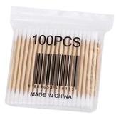 Modelon Ватные палочки косметические в пакете 100 шт.