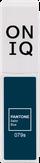 ONIQ Гель-лак для ногтей PANTONE 079s, цвет Sailor blue OGP-079s