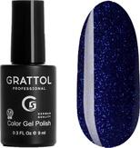 Grattol Luxury Stones Sapphire Гель-лак №2 9 мл
