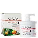 Aravia Крем для тела увлажняющий лифтинговый Pink Grapefruit 550 мл