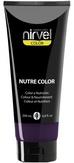 Nirvel Nutre Color Цветная гель-маска, цвет фиолетовый 200 мл. 8282