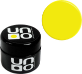 UNO Гель-краска 014 Yellow - желтая, 5 гр.