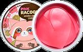 Secret Key Pink Racoony Hydro-Gel Eye and Cheek Patch Патчи в форме сердец 60 шт.
