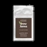 BrowXenna Хна для бровей, саше цвет № 101 нейтрально-коричневый 6 гр.